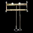 Sanela Rám určený do sádrokartonových konstrukcí pro pisoár DOMINO