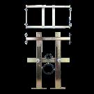 Sanela Rám určený do sádrokartonových konstrukcí pro závěsná WC se splachovačem