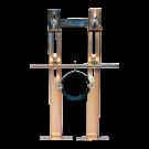 Sanela Rám určený do zděné příčky pro závěsná WC se splachovačem