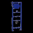 Sanela Rám určený do sádrokartonových konstrukcí nebo pro ukotvení na zem a do zadní zdi, pro zabudování suchým procesem, pro uchycení pisoáru se senzorem umístěným nad pisoárem