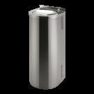 Sanela Nerezová pitná fontánka určená k montáži ke stěně s automaticky ovládaným výtokem, 6V