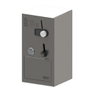 Sanela Mincovní automat pro jednu sprchu - interaktivní ovládání