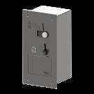 Sanela Vestavěný mincovní automat pro jednu sprchu - interaktivní ovládání