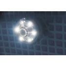 Marimex Světlo bazénové LED POOL na trysku 5/4 - 28691