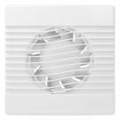 Haco Axiální ventilátor stěnový s časovým doběhem