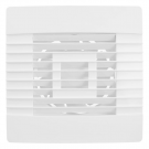 Haco Axiální ventilátor stěnový s žaluzií standard