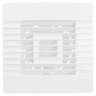 Haco Axiální ventilátor stěnový s žaluzií s časovým doběhem
