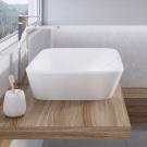 umyvadlo Ceramic 600 PRAVÁ keramické white dostupné od 15. 4. 2018