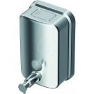 Ideal Standard IOM Dávkovač na tekuté mýdlo 500 ml (nástěnný), nerez ocel kartáčovaná