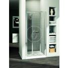 Ideal Standard Connect Sprchové dveře skládací 70 cm - matné sklo, silver bright (lesklá stříbrná)