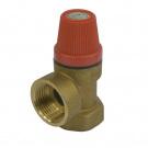 """Klum Pojišťovací ventil pro bojler s pevně nastaveným tlakem 8 bar, 3/4"""""""