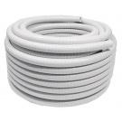 SAPHO Flexibilní hadice 50/40 mm, PVC bílá, 1m