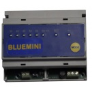 SAPHO BLUE MINI digitální bezchlórová úprava vody pro DIN lištu do 25m3