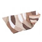 SAPHO DUNE oboustranná předložka 60x90cm, bavlna