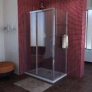 SAPHO Lucis Line obdélníkový sprchový kout 1200x700mm L/P varianta