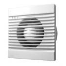 SAPHO Koupelnový ventilátor, 230V/50Hz, 100mm, bílá
