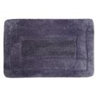SAPHO Koupelnová předložka, 50x80 cm, 100% acryl, protiskluz, tmavě fialová