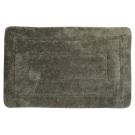 SAPHO Koupelnová předložka, 50x80 cm, 100% acryl, protiskluz, tmavě šedá