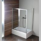 SAPHO Deep obdélníkový sprchový kout 1200x750mm L/P varianta, čiré sklo